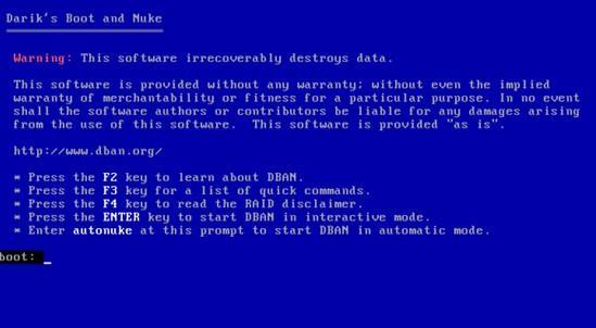 Windows 7:使用工具来安全删除系统及数据